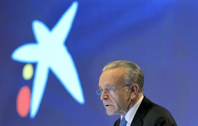 CaixaBank logra un beneficio de 152 millones en el primer trimestre