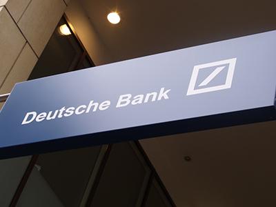 Deutsche Bank apoya compra de bonos del BCE contra deflación