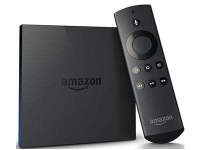 Amazon presenta Fire TV