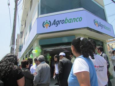 Deutsche Bank y Bladex conceden crédito a Agrobanco