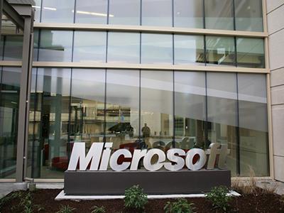 Microsoft registra un descenso de ganancias del 7%
