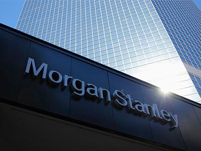 Suben las ganancias de Morgan Stanley
