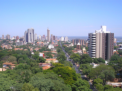 Paraguay estudia la compra de un seguro del Banco Mundial