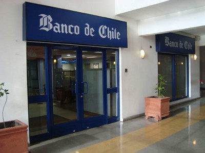 La banca chilena gana 766 millones