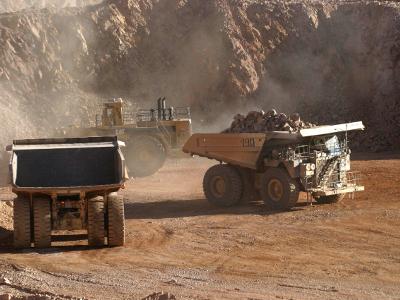 Mineras de Chile trabajan con normalidad tras el terremoto