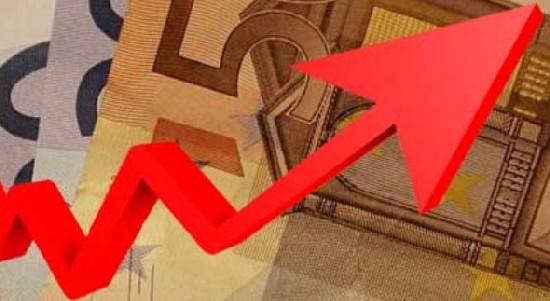 El Euríbor sube al 0,62%