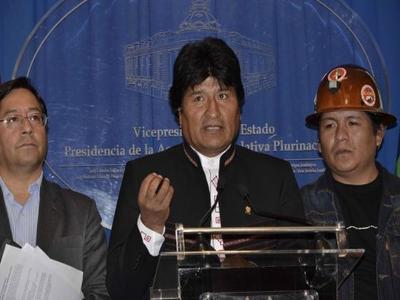Bolivia alcanza consenso sobre la ley de minería