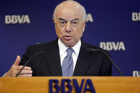 Francisco González (BBVA): el cambio en la banca por Internet, muy cerca