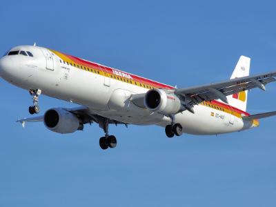 Iberia estudia la compra de 16 aviones