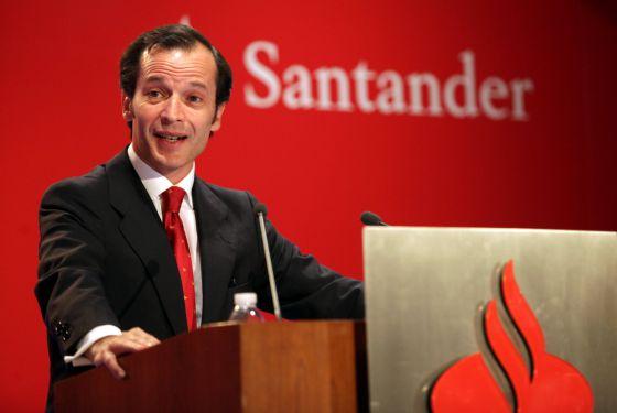 Javier Marín ratifica la apuesta de Banco Santander por la internacionalización