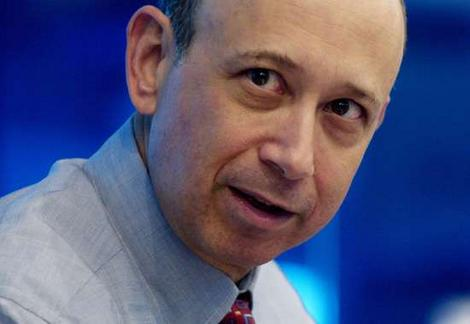 El CEO de Goldman Sachs cobró 23 millones de dólares en 2013
