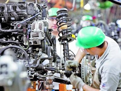 La producción industrial de Brasil crece un 0,4%