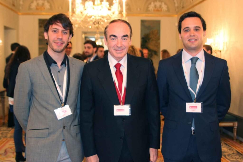 Banco Santander respalda las Becas Fulbright