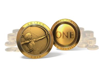 Amazon Coins llega a España