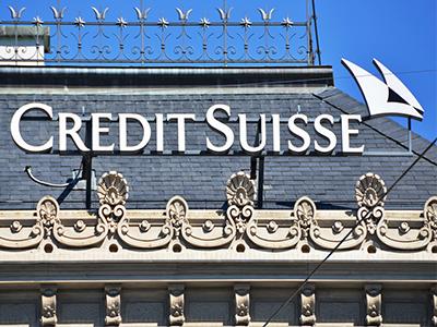Credit Suisse gana 850 millones
