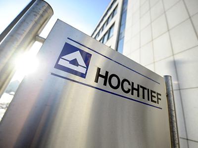 Hochtief (ACS) coloca 500 millones en bonos