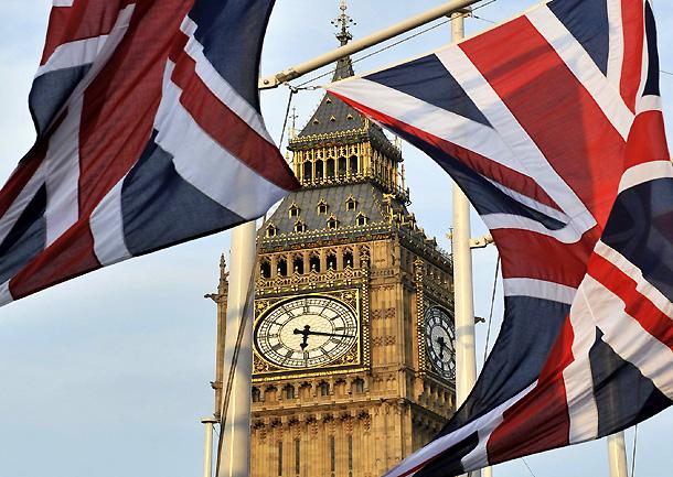 El PIB de Reino Unido sube un 0,8%
