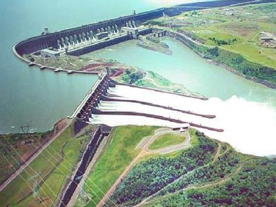 Itaipú, líder mundial en generación eléctrica