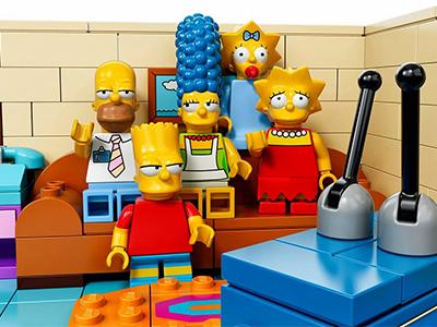 Compañías que hacen negocio con Los Simpson