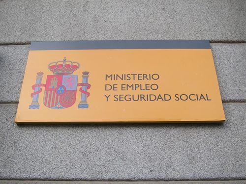 Disminuye un 0,58% la cifra de afiliados a la Seguridad Social