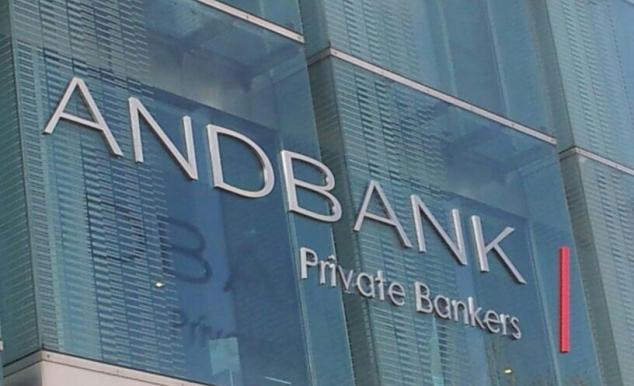 Andbank ganó 64,1 millones en 2013