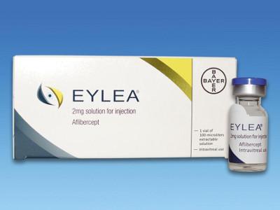 Bayer obtiene la autorización de Eylea para DMAE