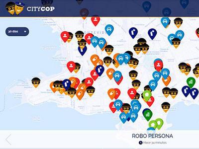 Una app para denunciar delitos en Latinoamérica