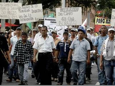 Sectores campesinos de Colombia terminan las protestas