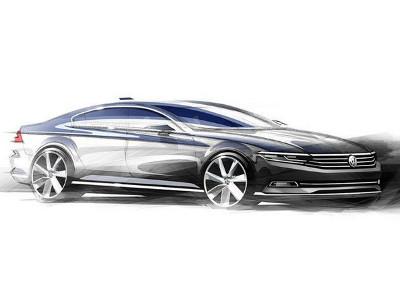 El próximo Volkswagen Passat será presentado en junio