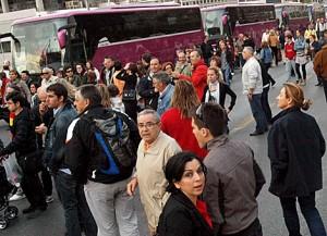 La confianza de los españoles de mantener su empleo cae un 1%