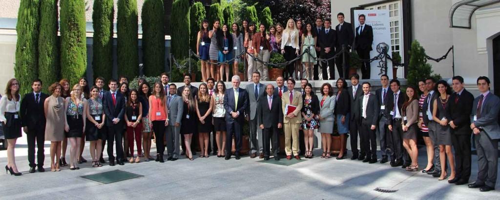 Banco Santander organiza XII Programa Jóvenes Líderes Iberoamericanos