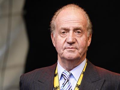 El Rey Juan Carlos I abdica