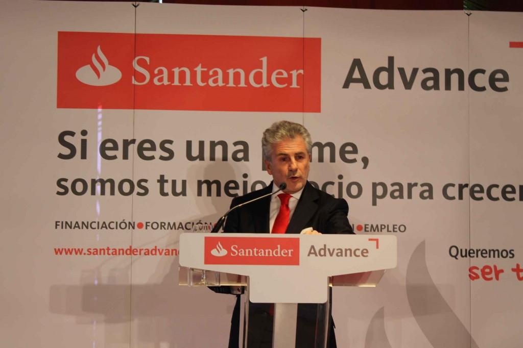 Banco Santander destina 1.400 millones a las pymes de Castilla-León