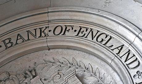 El Banco de Inglaterra evidencia signos de recuperación económica