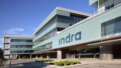 Indra gana un 27% más en el primer semestre