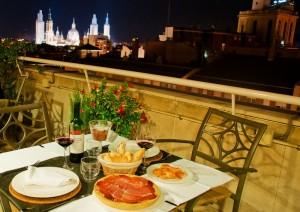 Apartamentos en Zaragoza permiten ahorrar durante las Fiestas del Pilar