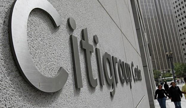 Citigroup gana 4.124 millones de dólares en el primer semestre del año