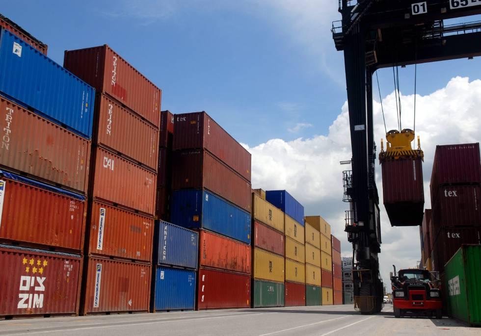 Caídas en el precio de exportaciones e importaciones