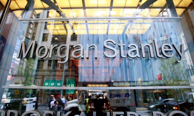 Morgan Stanley gana un 71% más en el primer semestre