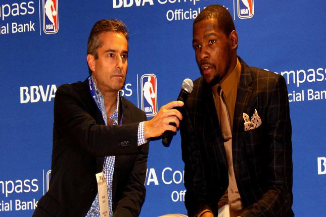 BBVA renueva su acuerdo de patrocinio como Banco Oficial de la NBA