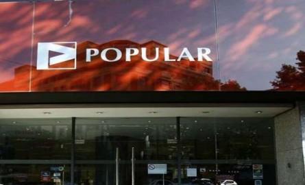 Banco Popular gana un 31,4% más en 2014