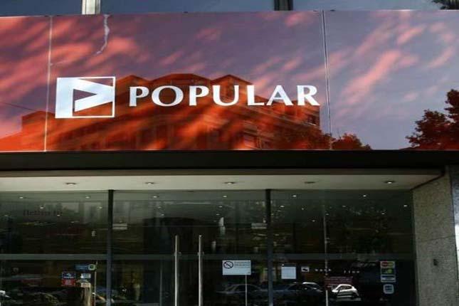 Banco Popular lanza un plan de prejubilación para 150 empleados