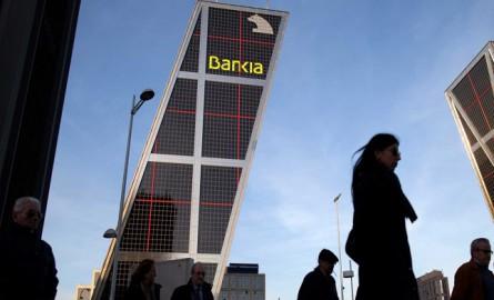 Bankia vende deuda española y se refugia en la italiana