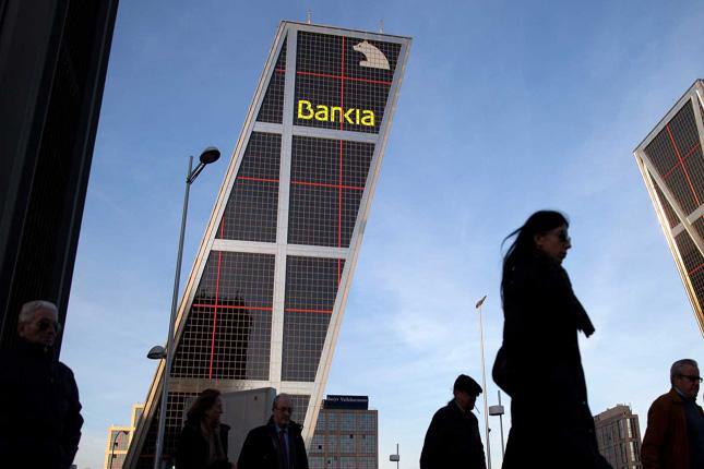 Bankia, entre las diez empresas que mejor informan a sus accionistas