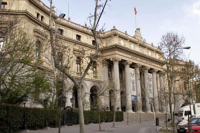 La Bolsa de Madrid sube un 1,62% al cierre