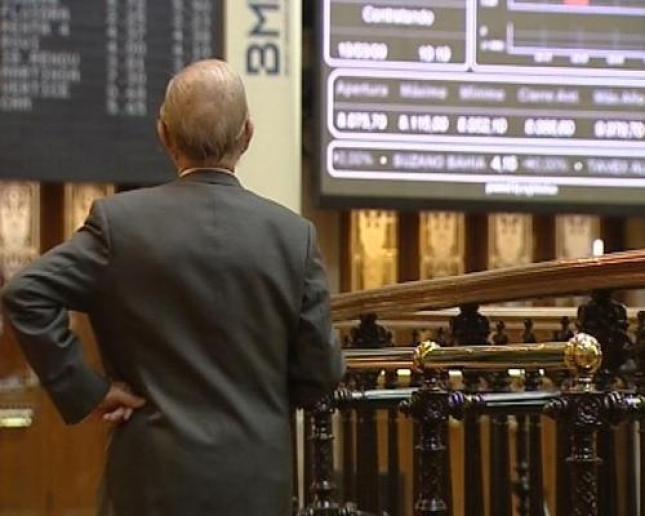 El Ibex baja un 0,94% al comienzo de sesión