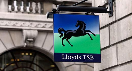 Lloyds obtiene un beneficio de 1.316 millones de euros