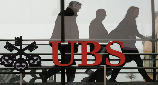 UBS gana 632 millones de euros en el tercer trimestre