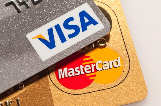 Mastercard gana un 1,1% menos