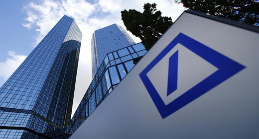 Deutsche Bank cerrará 200 sucursales